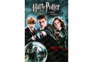 Съедобная картинка Гарри Поттер №2