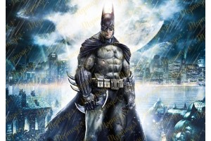 Съедобная картинка Бэтмэн №2