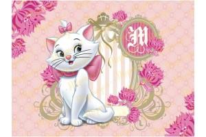 Вафельная картинка Коты-аристократы №1