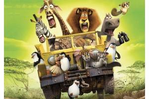Съедобная картинка Мадагаскар №10