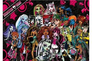 Съедобная картинка Монстер Хай №11 Monster High
