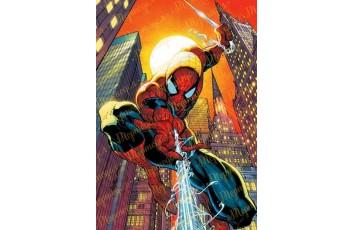 Съедобная картинка Человек Паук Spider man №15