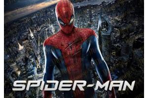 Съедобная картинка Человек Паук Spider man №7