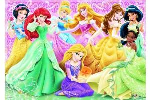 Съедобная картинка Принцессы Диснея №11
