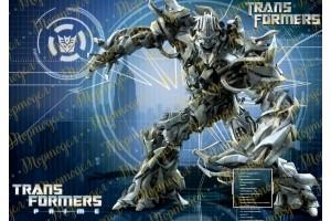 Вафельная картинка Трансформеры №3