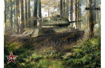 Съедобная картинка World of Tanks №3