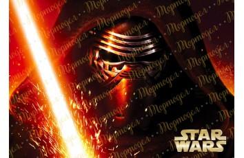 Съедобная картинка Звездные Войны №2