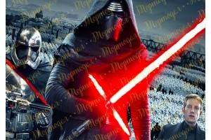 Съедобная картинка Звездные Войны №3