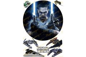Съедобная картинка Звездные Войны №5