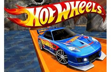 Съедобная картинка Hotwheels № 2