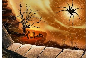 Съедобная картинка Хеллоуин №12
