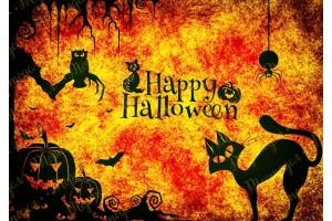 Съедобная картинка Хеллоуин №17