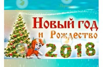 Вафельная картинка Новый год № 17