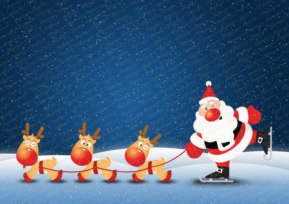 Вафельная картинка Новый год № 6. Купить вафельную или сахарную картинку Киев и Украина. Цена в интернет магазине Тортодел.