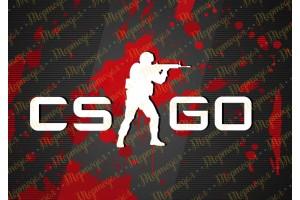 Съедобная картинка Counter Strike №1