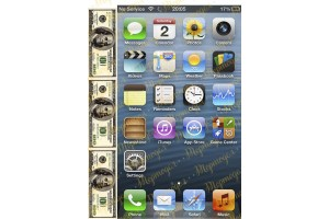 Съедобная картинка IPhone-1