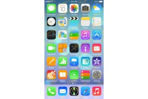 Съедобная картинка IPhone №3