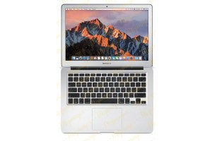 Съедобная картинка MacBook №1