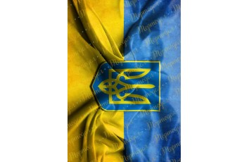 Съедобная картинка Украина №1