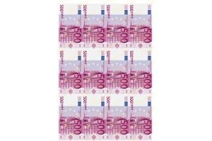 Вафельная картинка Деньги №10