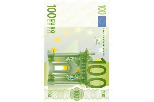 Вафельная картинка Деньги №16