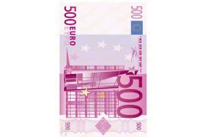 Вафельная картинка Деньги №7