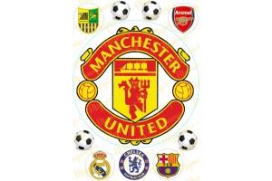 Вафельная картинка Футбол №1