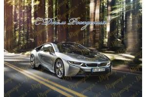 Съедобная картинка BMW №4