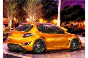Съедобная картинка Автомобили №20