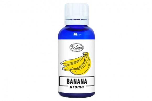 Ароматизатор Criamo Банан / Aroma Banana 30g/Купить в Харькове,Киеве по лучшей цене в интернет-магазине Тортодел