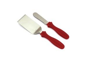 Набор из 2 ед шпатель + нож