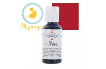 Краситель гелевый AmeriColor Красный Тюльпан 21г.