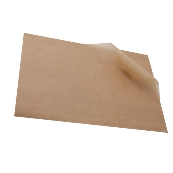 Пергамент бурый 376*595 мм силиконизированный 1шт..Купить в Киеве,Харькове и Украине по лучшей цене в интернет магазине Тортодел