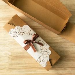 Встречают по одежке: коробки для десертов
