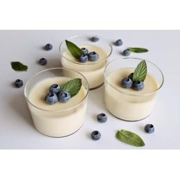 Десерты в стаканчиках: Панна Котта
