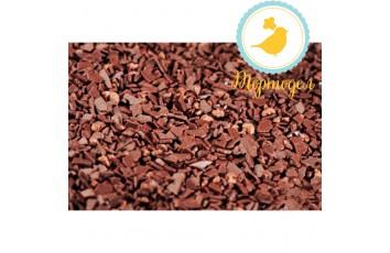 Глазурь кондитерская черная (крошка) 1кг