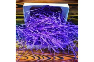 Наполнитель для коробок бумажный фиолетовый