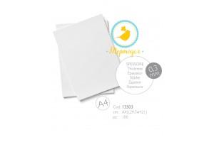 Вафельная бумага Modecor 13503 ультратонкая(100 листов)