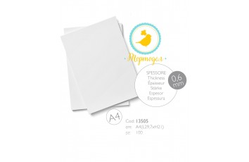 Вафельная бумага Modecor 13505 ультрагладкая(100 листов)