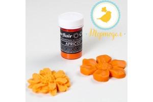 Краситель пастообразный SugarFlair Apricot абрикосовый