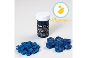 Краситель пастообразный SugarFlair AZTEC BLUE ацтекский синий