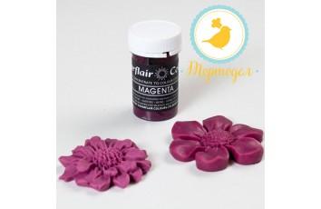 Краситель пастообразный SugarFlair MAGENTA пурпурный