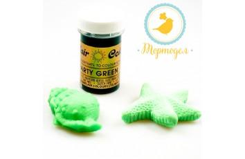 Краситель пастообразный SugarFlair Party Green зеленый