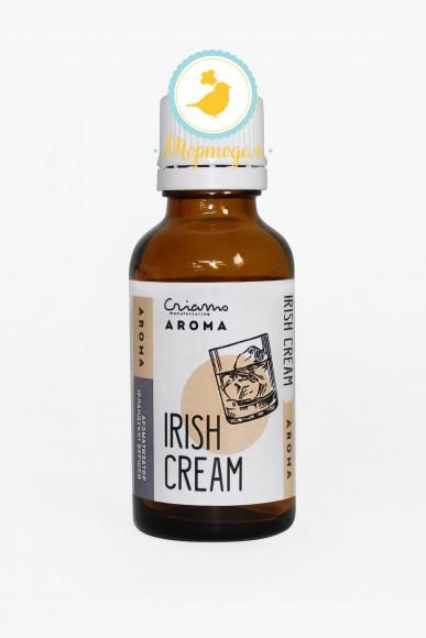 Ароматизатор Criamo Ирландские Сливки / Aroma Irish Cream 30g/Купить в Харькове,Киеве по лучшей цене в интернет-магазине Тортодел