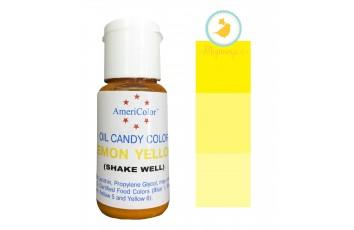 Краситель для шоколада  AmeriColor Red  Yellow  (Желтый) 18,43 г.