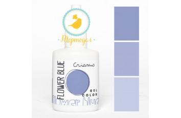 Краситель гелевый Criamo Голубой цветочный / Flower Blue 25г.