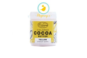 Краситель какао масло Criamo Желтый (Yellow) 160 г