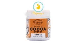 Краситель какао масло Criamo Оранжевый (Orange) 160 г