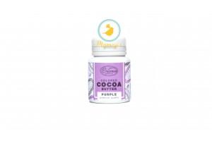 Красителей какао масло для шоколада Criamo Пурпурный 18г.