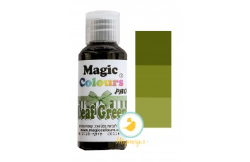 Гелевый краситель Magic Colours Pro (Мэджик Колорс Про) 32 гр - Зеленый (Leaf Green)